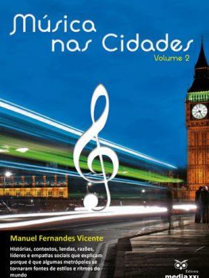 Musica nas Cidades Vol 2
