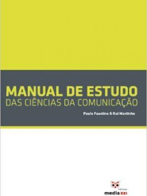 Manual de Estudo das Ciências da Comunicação