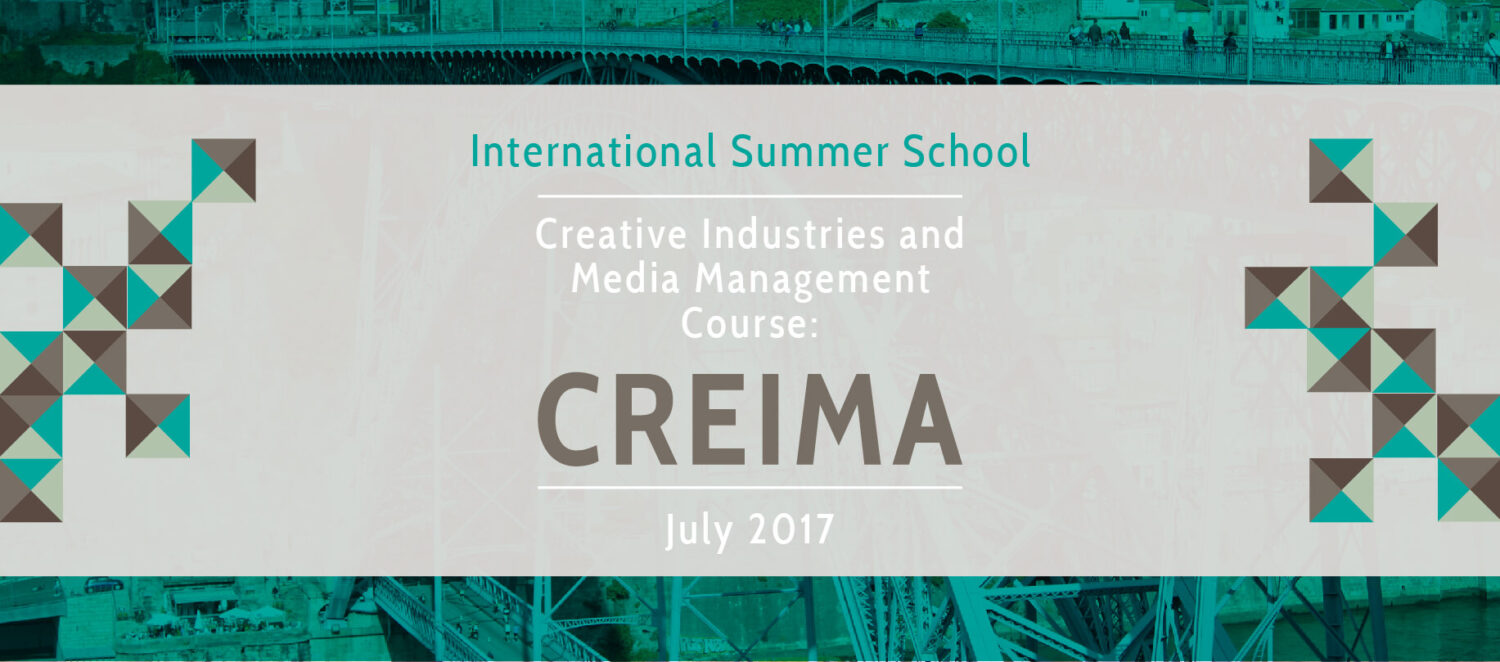 CREIMA - Creative Industries and Media Management