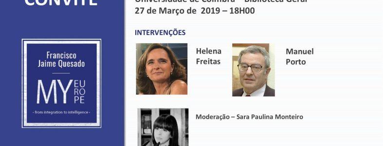 Convite Coimbra -